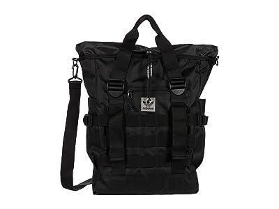 adidas Originals Originals Utility Carryall Tote (Black) Handbags