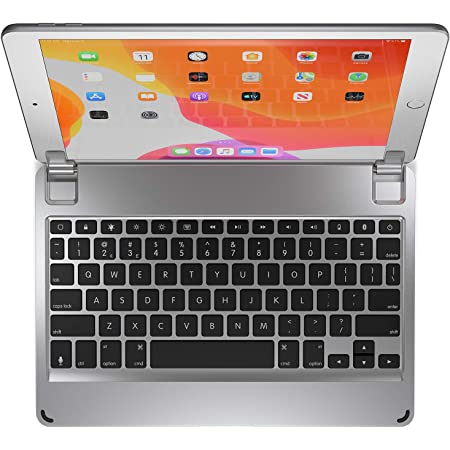 Teclado inalámbrico Brydge 10.2, Compatible con iPad de 8ª generación y iPad de 7ª generación Distribución QWERTY en inglés