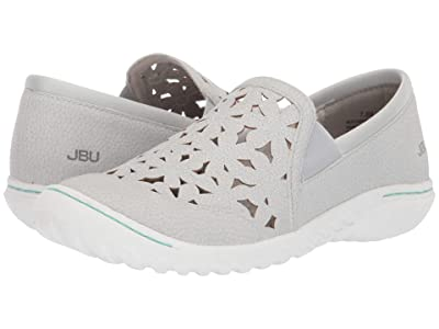 JBU Wildflower Moc (Dove Grey) Women