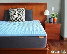 Dreamlab Topper 5cm Memory Foam 5 Zonas (Gel, Individual