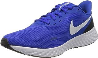 Nike Nike Revolution 5, Men's Mid-Top Running Shoe, Multicolour Racer Blue White Black 401, 6 UK (40 EU)