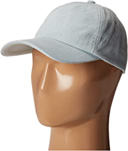 Steve Madden - Solid Denim Baseball Cap
