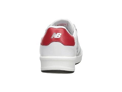 WhiteWhite Black Classics Red New CRT300v1 Balance CqfBP