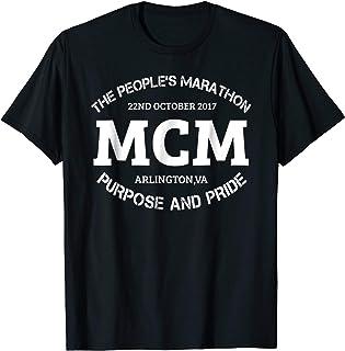 MCM the people's marathon 22nd October 2017