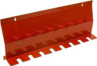 Suporte de armazenamento montado na parede para ferramentas, soquetes, chaves e extensões Steelman 50010