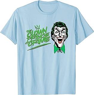 Batman joker The Clown Prince Of Crime T-Shirt