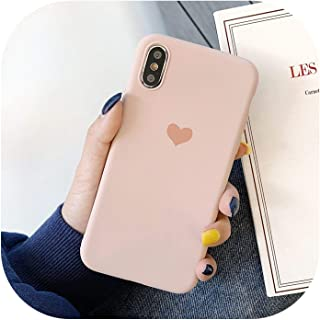 for Huawei Mate 20 Pro Mate 10 Lite Cute Silicone Cover for Huawei P30 Pro P20 P10 P9 P8 Lite 2019 Case Coque Fundas,P10 Lite,Pink