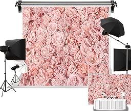 paper flower photo backdrop