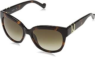 Liu Jo Women's Blonde Tortoise Sunglasses - LJ659SR-218-5517