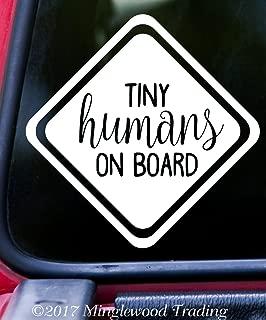 Minglewood Trading Tiny Humans on Board 6