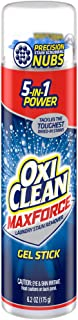 OxiClean Max Force Gel Stain Remover Stick, 6.2 Oz, Pack of 2