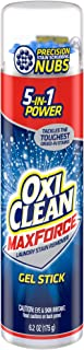 Title: OxiClean Max Force Gel Stain Remover Stick, 6.2 Oz (Pack of 2)