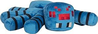"JINX Minecraft Adventure Cave Spider Plush Stuffed Toy, Blue, 15"" Leg Span"