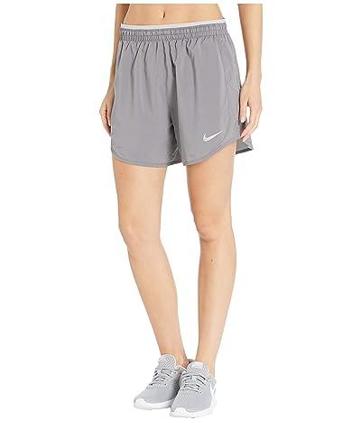 Nike Tempo Lux 5 Shorts (Gunsmoke/Atmosphere Grey/Reflective Silver) Women