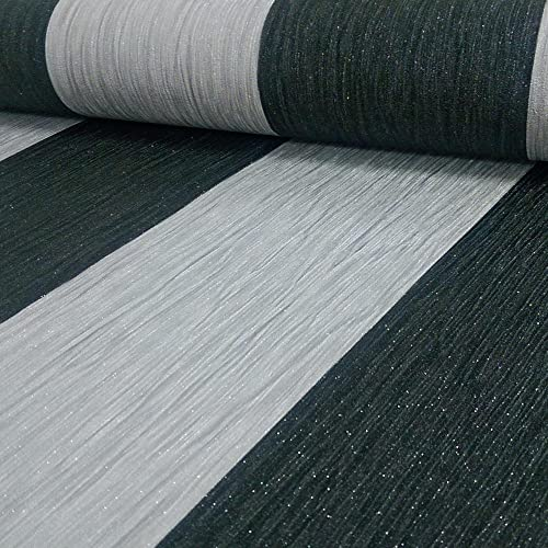 Striped Vinyl Wallpapers Amazon Co Uk