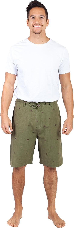 Men's Slim Fit Summer Cotton Shorts