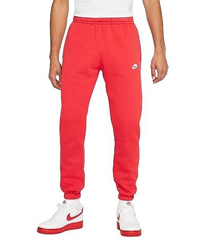 Nike NSW Club Pants Cuffed (University Red/University Red/White) Men