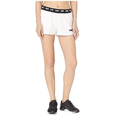 PUMA Amplified Shorts (PUMA White) Women