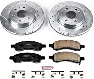 Power Stop K4657-36 Z36 Truck & Tow Front Brake Kit