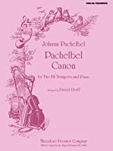 Pachelbel Canon (For Two Trumpets)