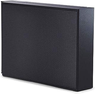 アイリスオーヤマ 4K放送対応ハードディスク 4TB HDCZ-UT4K-IR ブラック
