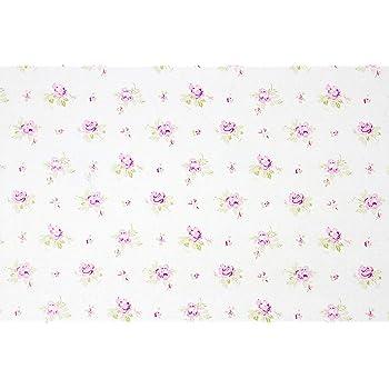 Shabby Chick rose Peel Stick Papier Peint Frontière STICKY DOS PLASTIQUE Floral PVC UK