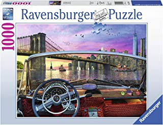 Ravensburger Brooklyn Bridge 15267 1000 Piece Puzzle for Adults, Every Piece is Unique, Softclick Technology Means Pieces Fit Together Perfectly
