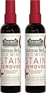 red wine stain remover spray