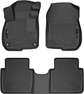 Husky Liners 99401 Black Weatherbeater Front & 2nd Seat Floor Liners Fits 2017-19 Honda CR-V
