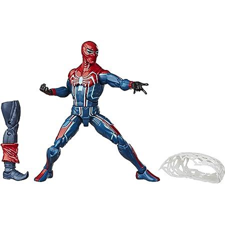 Marvel Spiderman Legends Figura 6 Pulgadas - Velocity Suit Spider-Man