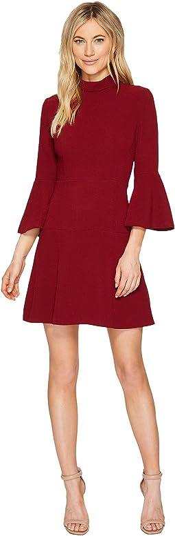 Stretch Crepe Califa Dress