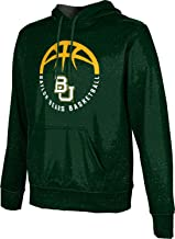 ProSphere Baylor University Basketball Men's Pullover Hoodie, School Spirit Sweatshirt (Heather)
