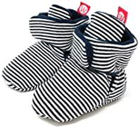 Wrapables Fleece Baby Booties with Anti-Skid Bottoms