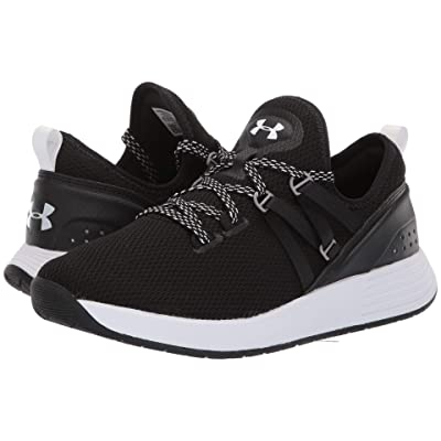 Under Armour UA Breathe Trainer (Black/White/White) Women