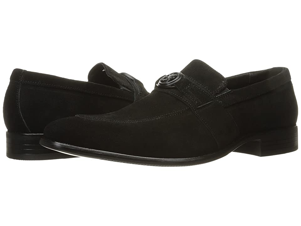 Stacy Adams Mandell (Black Suede) Men