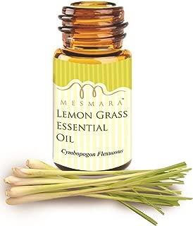 Mesmara Lemon Grass Essential Oil 50 ml 100% Pure Natural & Undiluted