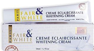 Fair & White brightening cream