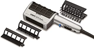 Conair 1875 وات 3 در 1 یک ظاهر طراحی شده مو خشک کن؛ 3 پیوستگی به دندانه / راست / حجم