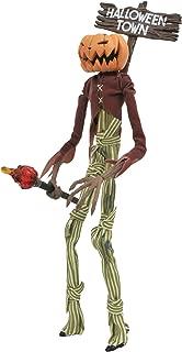 Entertainment Earth NBX Silver Anniversary Pumpkin King Jack Action Figure