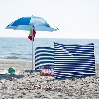 dmail–toalla de biombo de playa y Camping con piquetes