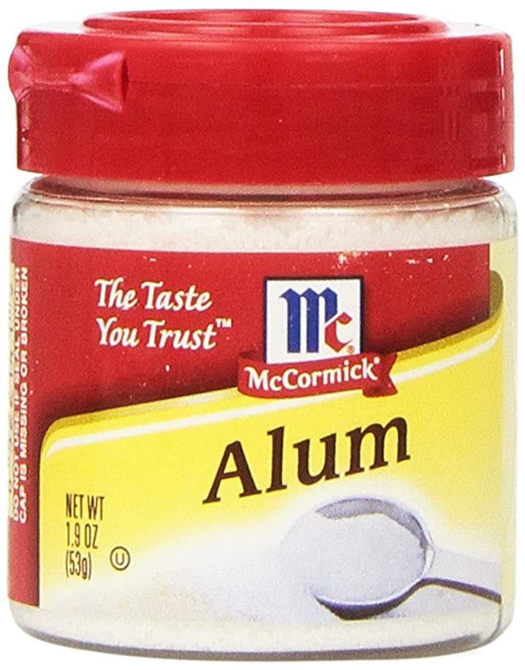 McCormick Alum, 1.9 oz