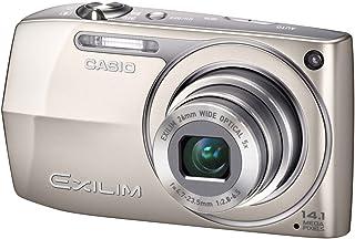 Casio Exilim EX Z2300 Digitalkamera (14 Megapixel, 5 fach opt, Zoom, 7,6 cm (3 Zoll) Display, bildstabilisiert) silber gold