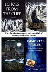 Echoes from the Cliff: A box set Kindle Edition