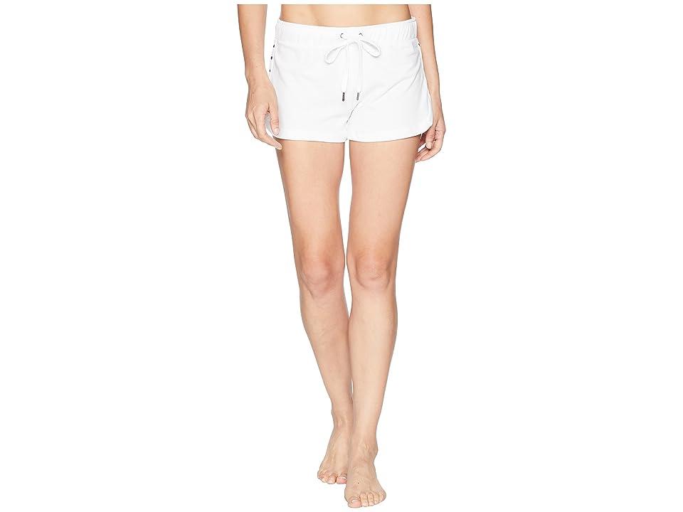 P.J. Salvage Beach Please Shorts (White) Women