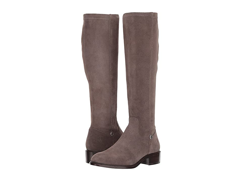 Frye Taylor Stretch Tall (Smoke) Women