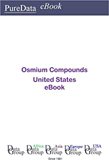 Osmium Compounds United States: Market Sales in the United States