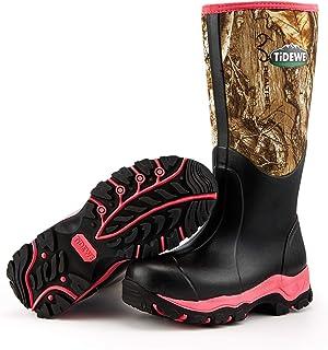 TideWe Hunting Boot for Women, Insulated Waterproof...