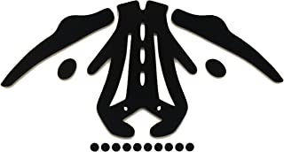 Aftermarket Replacement Pads Liner Compatible with Troy Lee Designs A1 A-1 Cross Country XC MTB Helmet