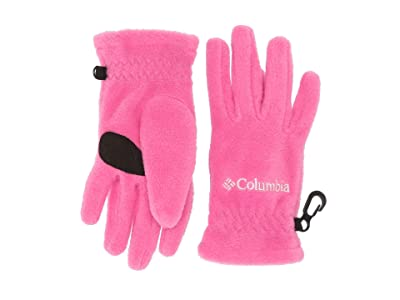 Columbia Kids Fast Trektm Glove (Big Kids) (Pink Ice) Extreme Cold Weather Gloves