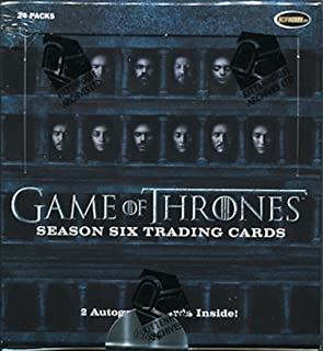 Best game of thrones trading cards autograph Reviews